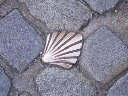 Symbole Chemins de Compostelle
