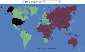 visa monde