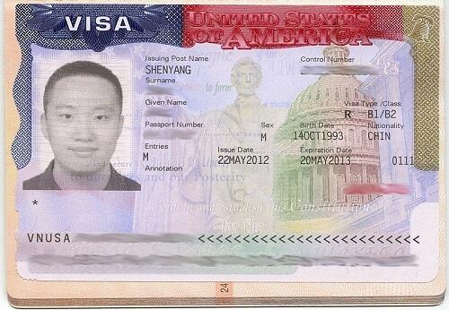 Formalités d'entrée et visa pour les Etats-Unis