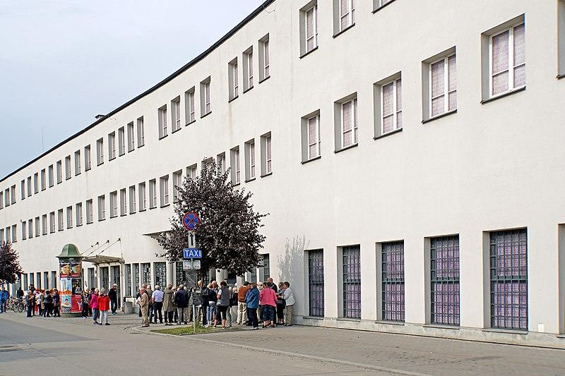 L'usine d'Oskar Schindler
