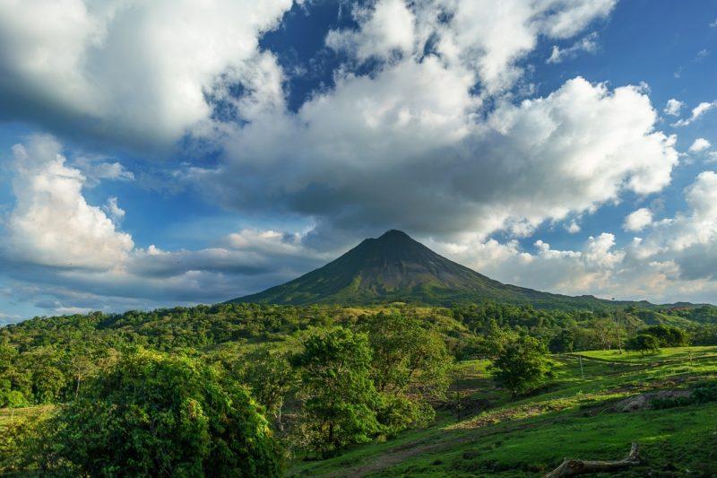Volcans, San José