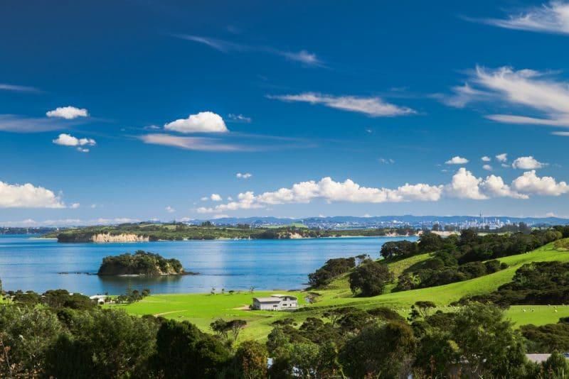 Waiheke Island, Nouvelle-Zélande