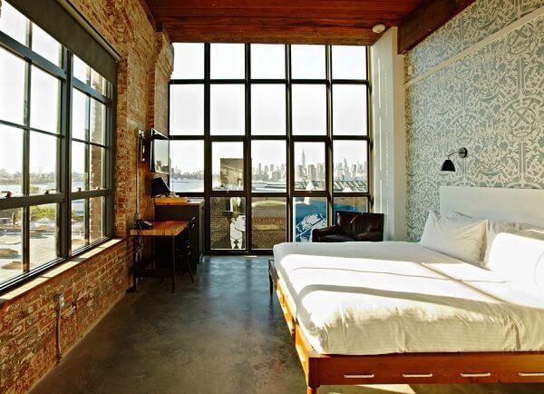 Wythe Hostel brooklyn
