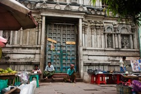 Architecture Rangoun