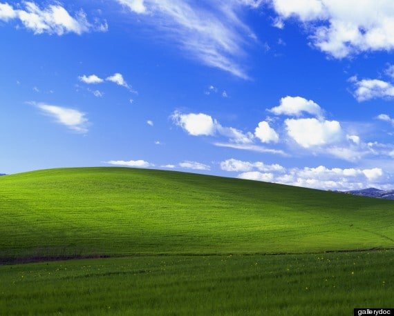Bliss fond d'écran Windows