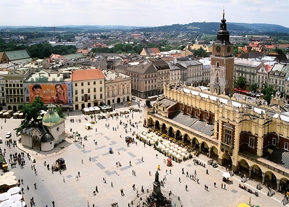 destination touristique pas cher europe