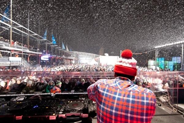 Igloofest : un festival qui vous réveille du froid de Montréal !