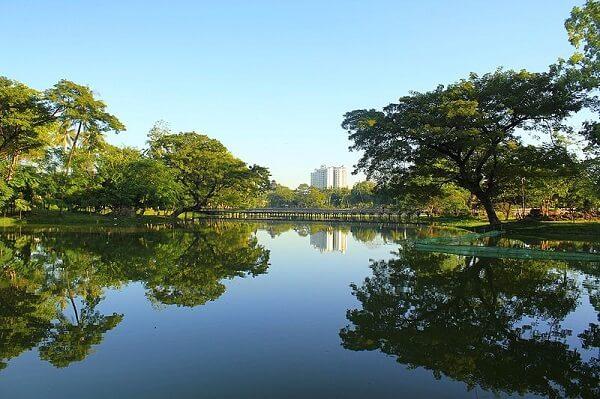 kandawgyi lac