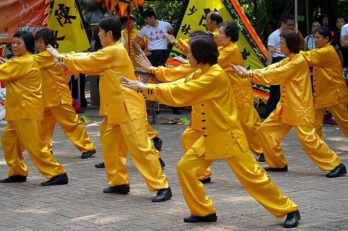 Découverte du kung-fu à Hong Kong