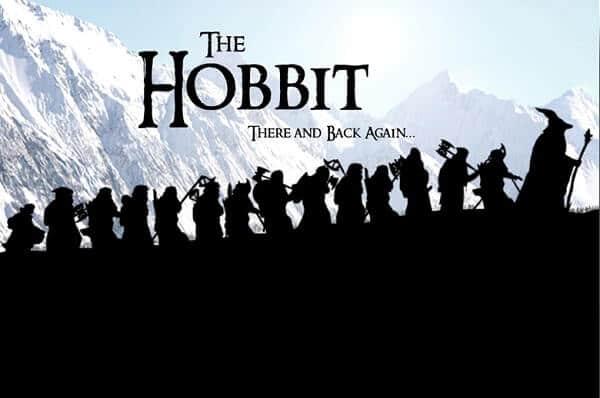 le hobbit : histoire d' un aller et retour