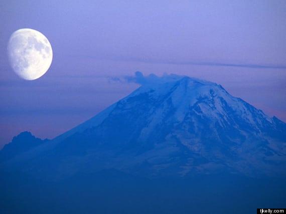 ‡Œ‹Mont Rainier Etats-Unis