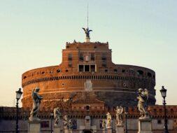 Pont Sant'Angelo Rome