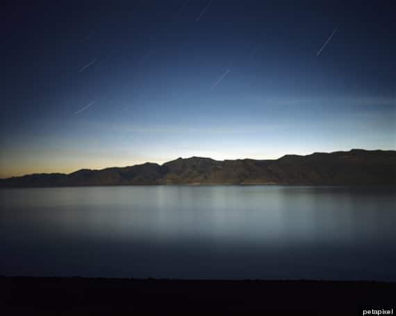 Pyramid Lake Nevada fond d'écran iPad