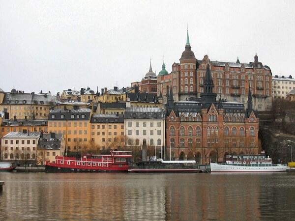 stockholm gratuit