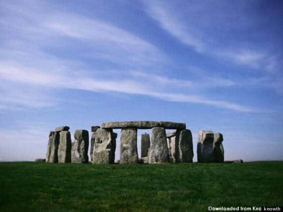 Stonehenge fond d'écran