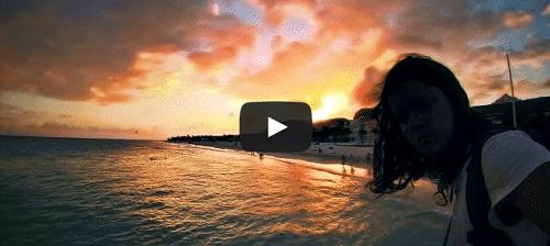 Vidéo originale d'un tour du monde