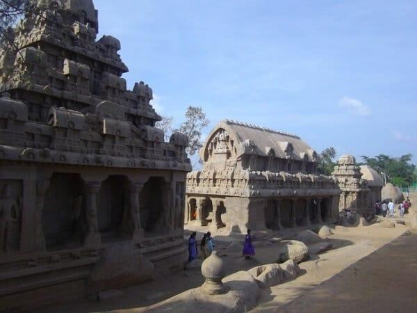 Mamallapuram - Tamil Nadu - Inde