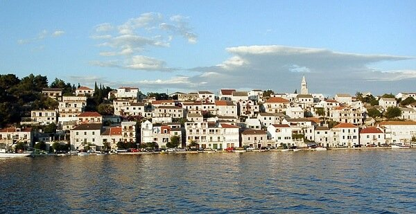 Brac île Croatie