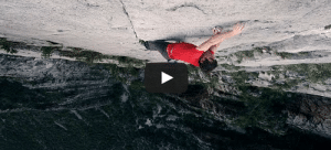 Escalade difficile Alex Honnold