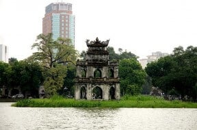 Hanoi coût de la vie