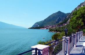 Lago di Garda Lac de Garde Italie