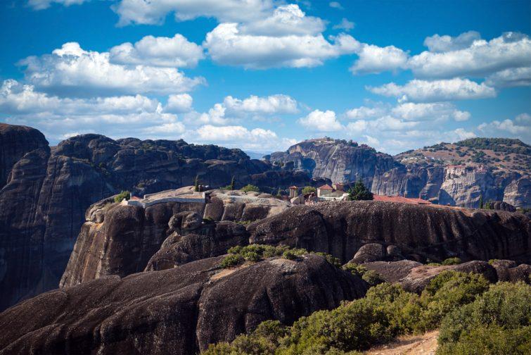 Excursions aux monastères des Météores depuis Athènes ou Thessalonique