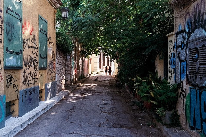 Pláka, Athènes