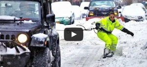 Snowboard New York