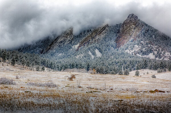 The Flatirons Etats Unis