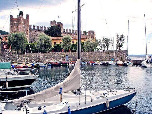 Torri del Benaco - Lac de Garde - Italie