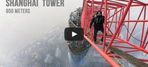 tour de shanghai rooftopping