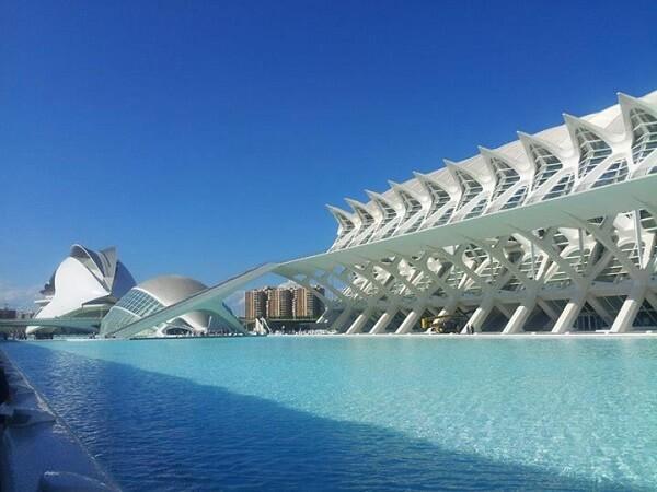 Cité des arts et des sciences, Valence