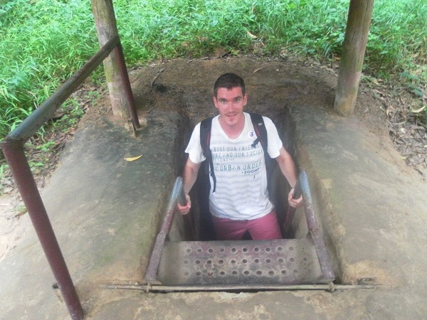 Cu Chi Tunnels Ho Chi Minh