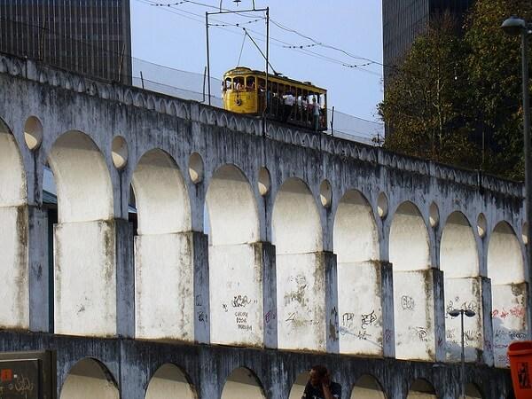 Arches de Lapa Rio