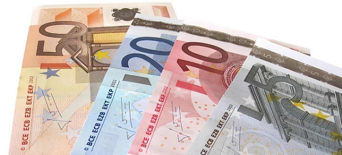 Argent Euro Money