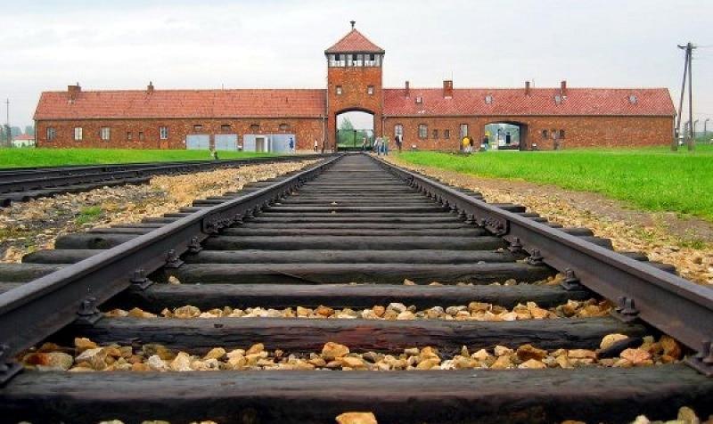 Auschwitz, chemins de fer