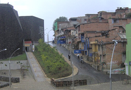 Biblioteca Espana Medellin