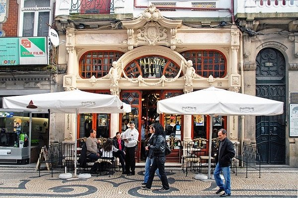 Café Majestic Porto