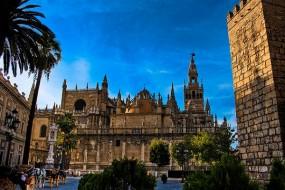 Cathédrale et La Giralda Séville