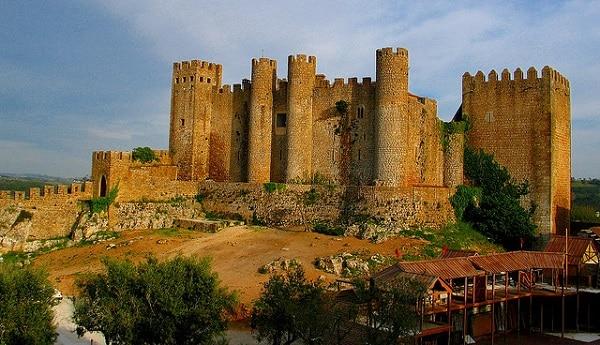 Château Óbidos Portugal