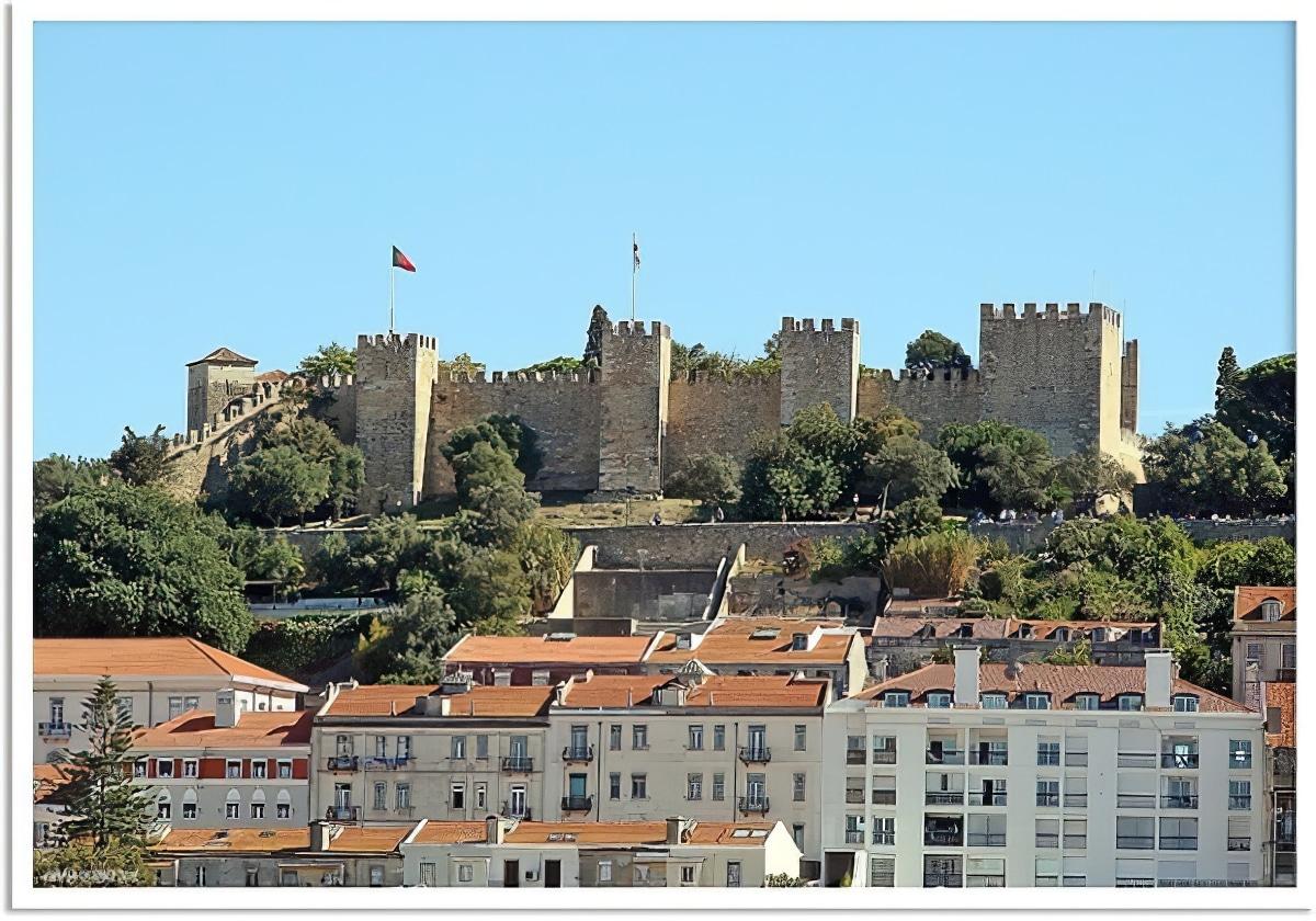 Visiter le château de Saint-Georges (Castelo de São Jorge) à Lisbonne