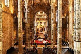 Eglise Monastère des Hiéronymites Lisbonne