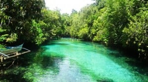 The enchanted river - Rivière enchantée - Philippines