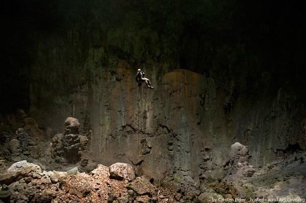 Grotte Hang Son Doong Vietnam