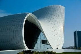 Heydar Aliyev Center (Azerbaijan)