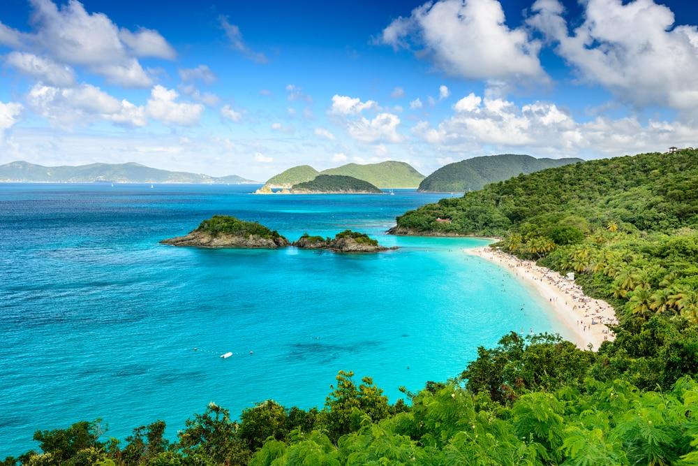 Saint John, îles vierges américaines