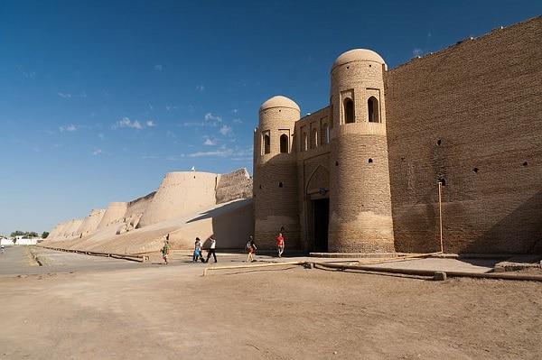 Itchan Kala Ouzbékistan