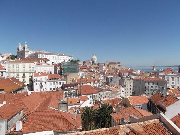 Lisbonne Budget Voyage