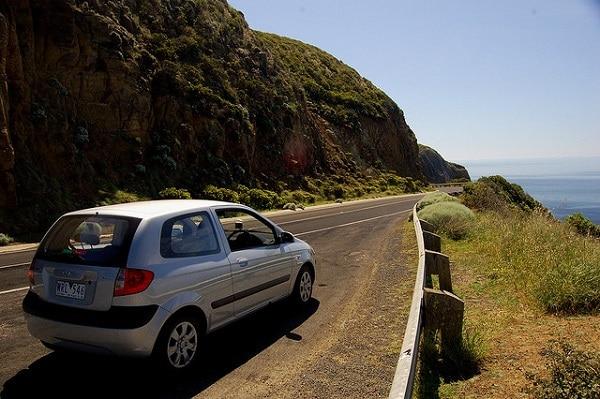 Louer une voiture Great Ocean Road