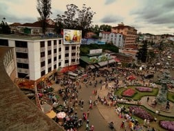 Marché de Dalat Vietnam